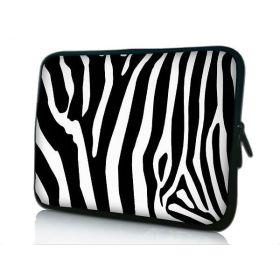 "Huado pouzdro na notebook do 10.2"" Zebra"