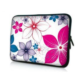 """Huado pouzdro na notebook do 12.1"""" Květiny na jaře"""
