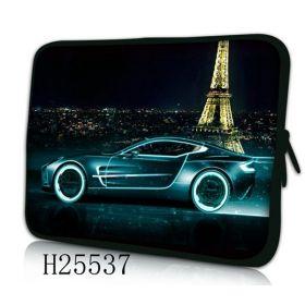 "Huado pouzdro na notebook do 12.1"" Noční Paríž"
