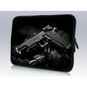 "Huado pouzdro na notebook do 13.3"" Revolver 9 mm"