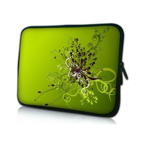"""Huado pouzdro na notebook do 13.3"""" Zelený rozkvět"""