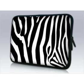 "Huado pouzdro na notebook do 14.4"" Zebra"