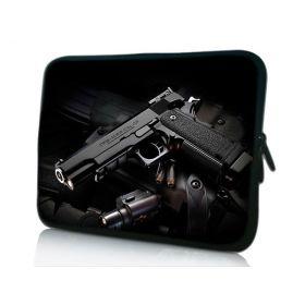 "Huado pouzdro na notebook do 15.6"" Revolver 9 mm"