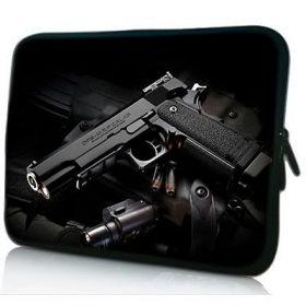 "Huado pouzdro na notebook do 17.4"" Revolver 9 mm"