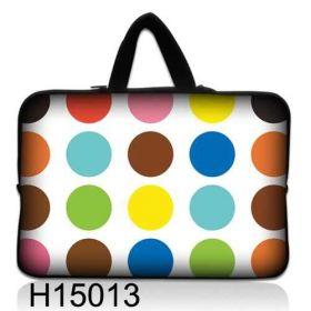 """Huado taška na notebook do 10.2"""" Polka dots"""