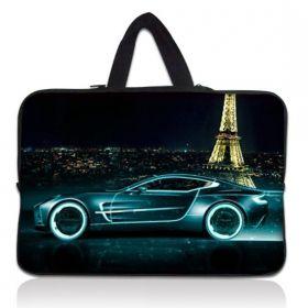 "Huado taška na notebook do 12.1"" Noční Paríž"
