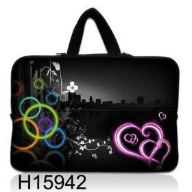 """Huado taška na notebook do 14.4"""" Noční město"""