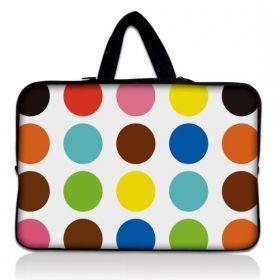 """Huado taška na notebook do 14.4"""" Polka dots"""