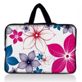 """Huado taška na notebook do 15.6"""" Květiny na jaře"""