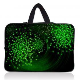 "Huado taška na notebook do 15.6"" Green Galaxy"