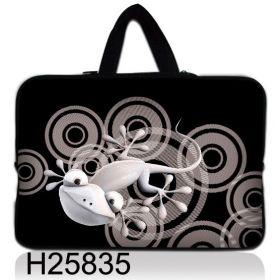 """Huado taška na notebook do 15.6"""" Gekon bílý"""