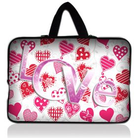 """Huado taška na notebook do 15.6"""" Love forever"""