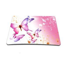Podložka pod myš Huado- Růžový motýlci