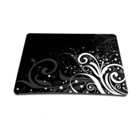 Podložka pod myš Huado- Floral black & white