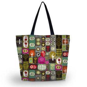 Nákupní a plážová taška Huado - Etno style