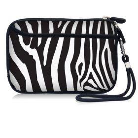 Pouzdro a peněženka Huado na mobil Zebra