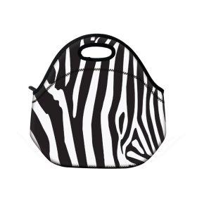 Termotaška Huado z neoprénu- Zebra