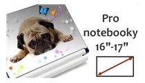 """Samolepky na notebooky 16""""-17"""""""